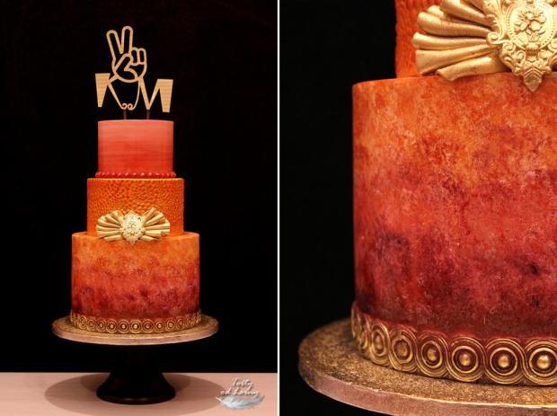 Torta k víťazstvu :-) torta, Narodeninové torty 3