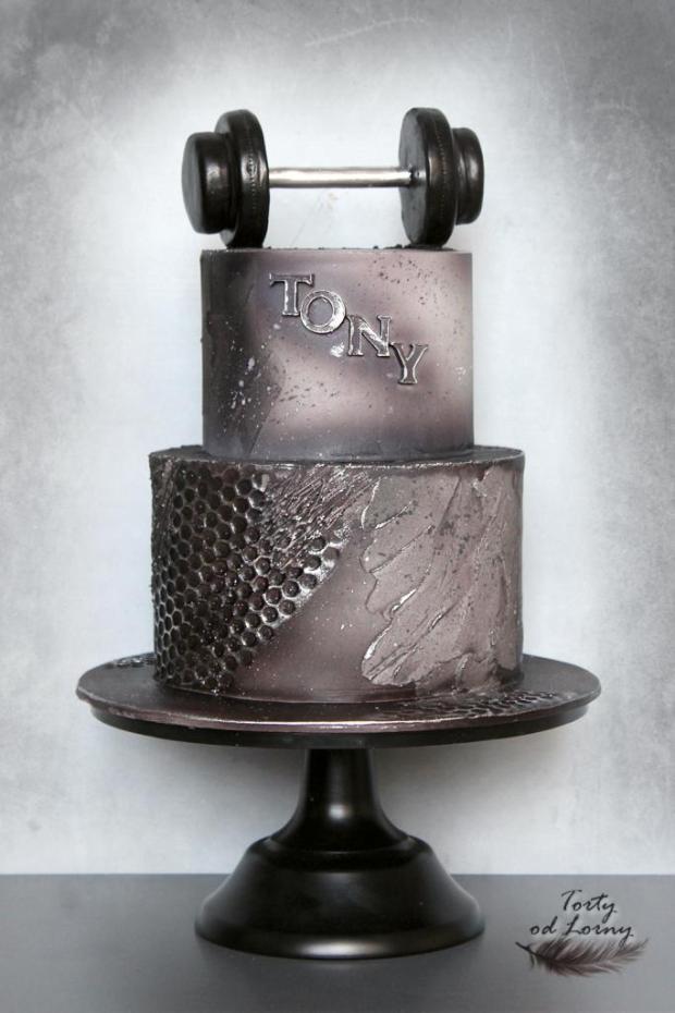 """Chlapská"" torta, Narodeninové torty, Lorna 2"