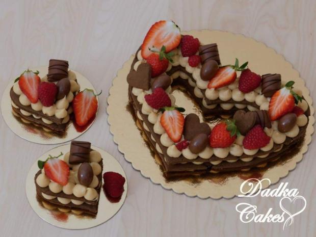 Srdcové tortičky