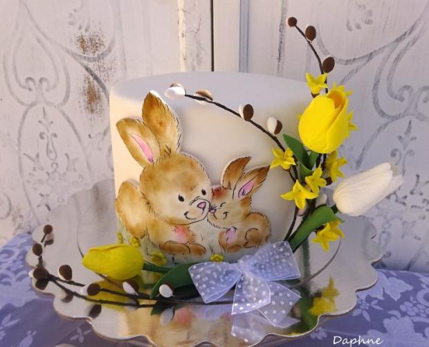 Daphne cake