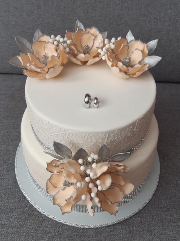 Svadobná  torta, Svadobné torty, dasakrup