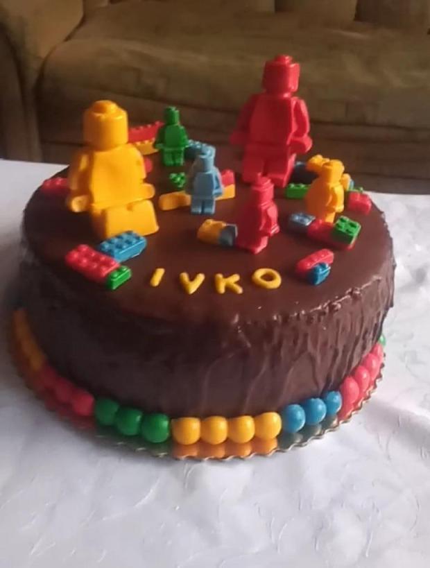narodeninová torta, Ostané torty pre deti, alena60
