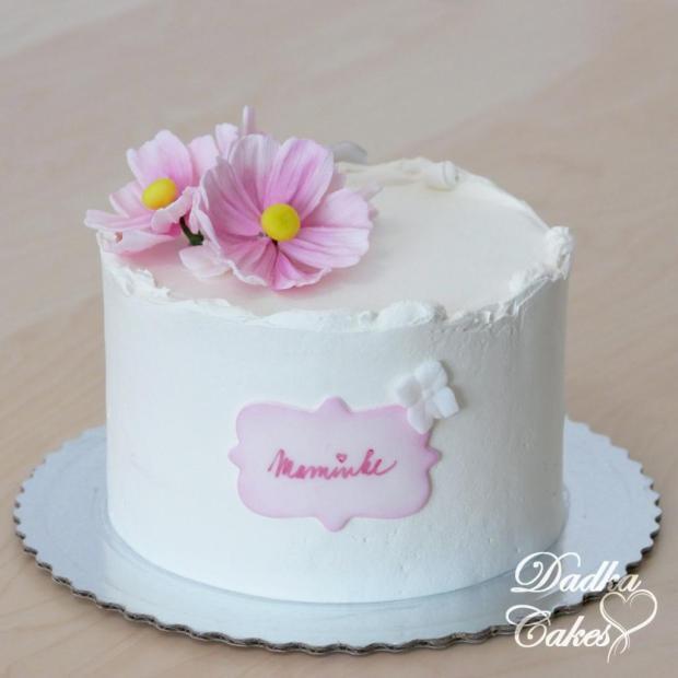 pre maminku torta, Narodeninové torty, DadkaCakes 2