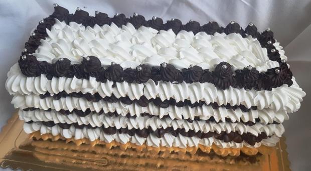 Penový pás... torta, Netradičné torty, Mariolka 2