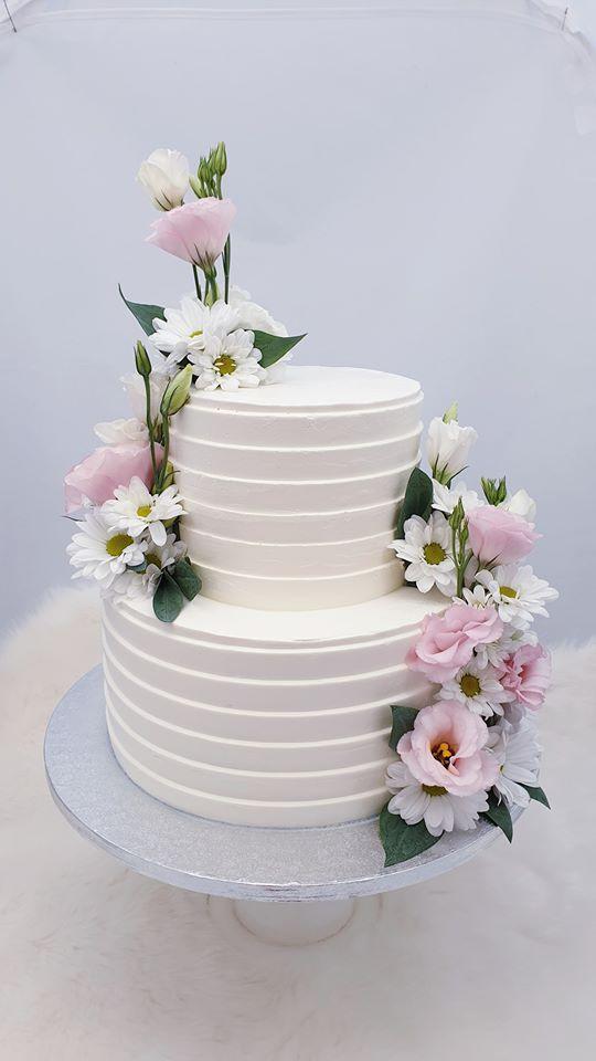 Svadobná torta torta, Svadobné torty, Miriam 17