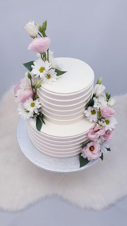 Svadobná torta torta, Svadobné torty, Miriam 17 2
