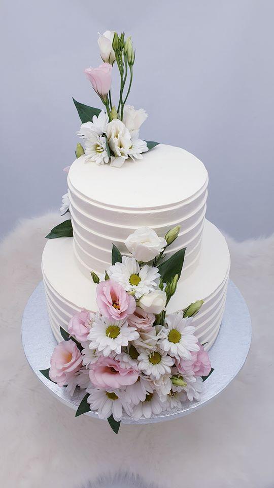 Svadobná torta torta, Svadobné torty, Miriam 17 3