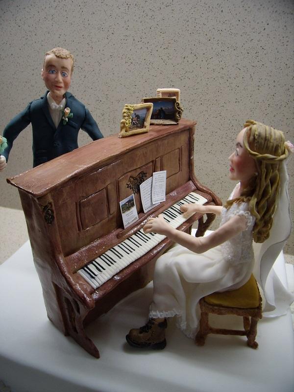 svadobná pre turistov torta, Svadobné torty, mariaJ 2