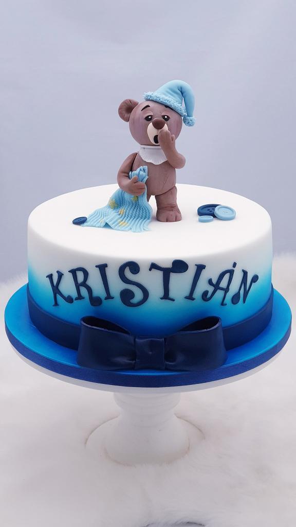 Macko pre Kristiánka torta, Ostané torty pre deti, Miriam 17