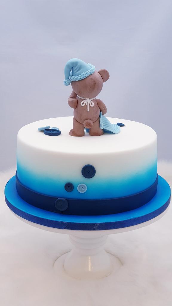 Macko pre Kristiánka torta, Ostané torty pre deti, Miriam 17 4