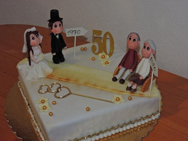 výročie torta, Svadobné torty, Obertová Mária