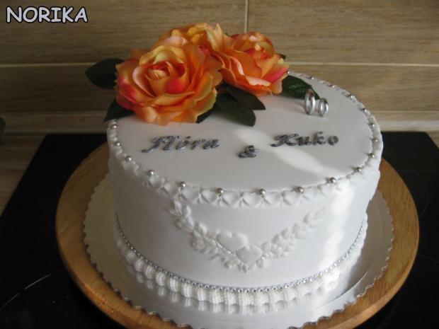 Darovacia torta, Svadobné torty, norika