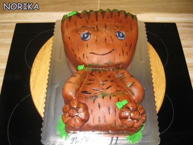 Petko torta, Rozprávkové torty, norika