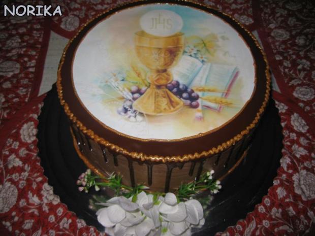PSP torta, Torty na cirkevné sviatky, norika