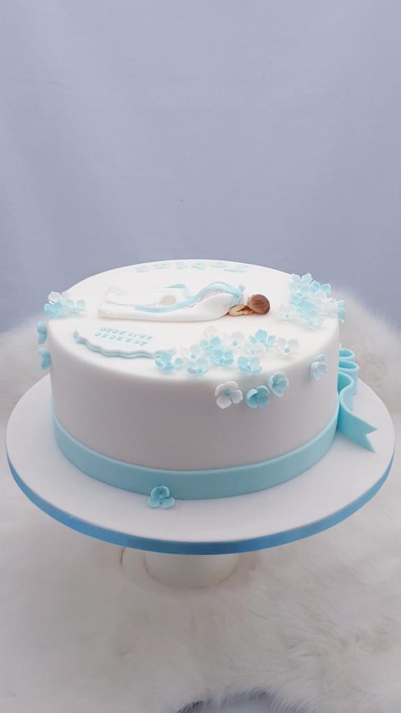 Krstinová pre Tobiaska torta, Torty na krstiny, Miriam 17 3