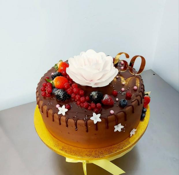 Narodeninova torta torta, Čokoládové torty, Rogjasweet