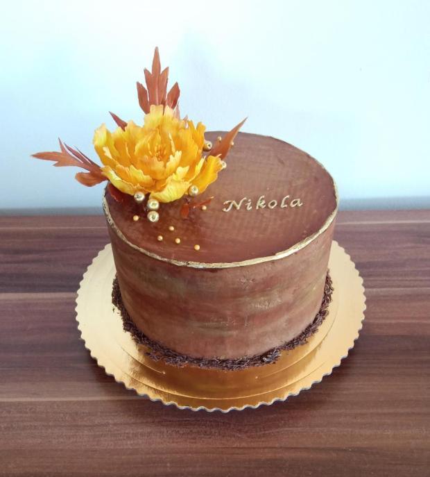 Čokoládová torta torta, Čokoládové torty, Mirka02