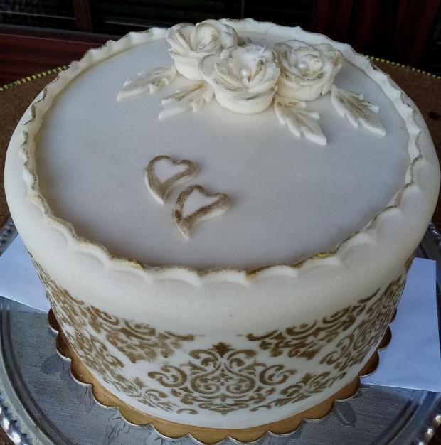 ...  torta, Svadobné torty, mariduka