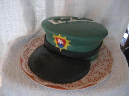 5a35e031b Policajna ciapka torta, Netradičné torty, Tortyodmamy.sk