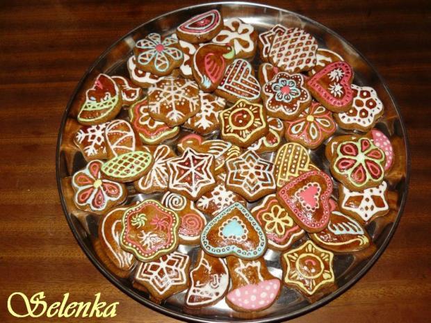 vianocne medovnicky torta, zákusky