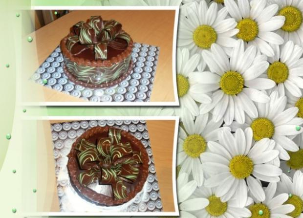 Cokotransfer torta, Čokoládové torty