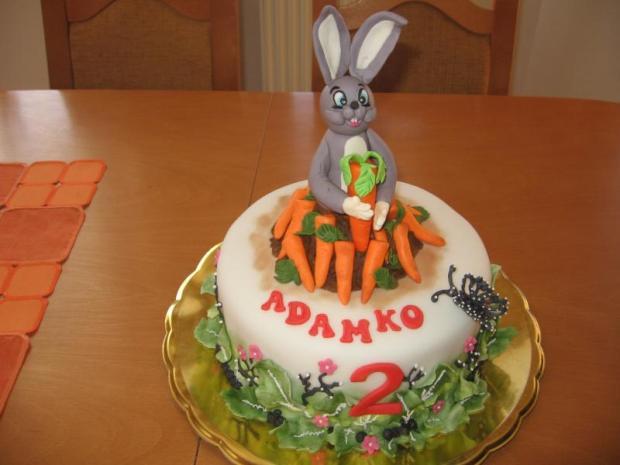 Veľkonočný zajko 1
