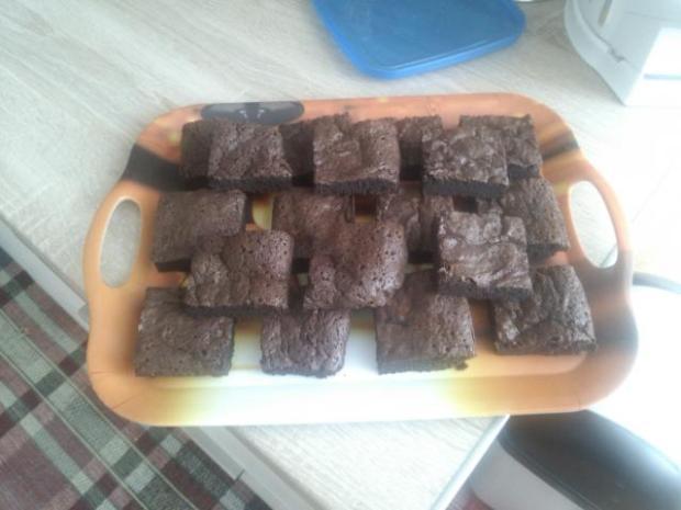 extra cokoladove brownies  - recept
