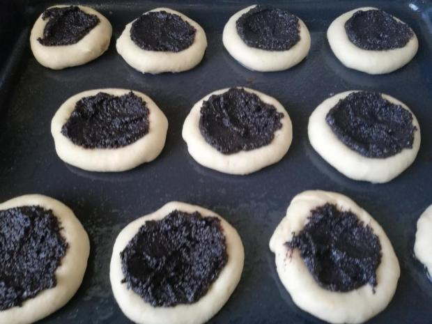 Moravské koláče - recept postup 2