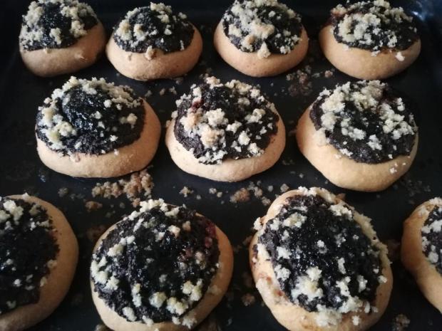 Moravské koláče - recept postup 5