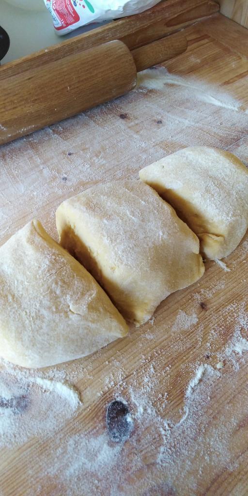 Mriežkový tvarohovo - jablkovo - makový koláč.  - recept postup 4