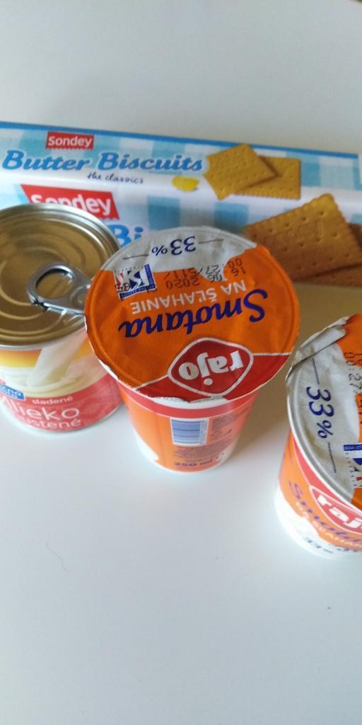 Domáca ruská zmrzlina - recept postup 1