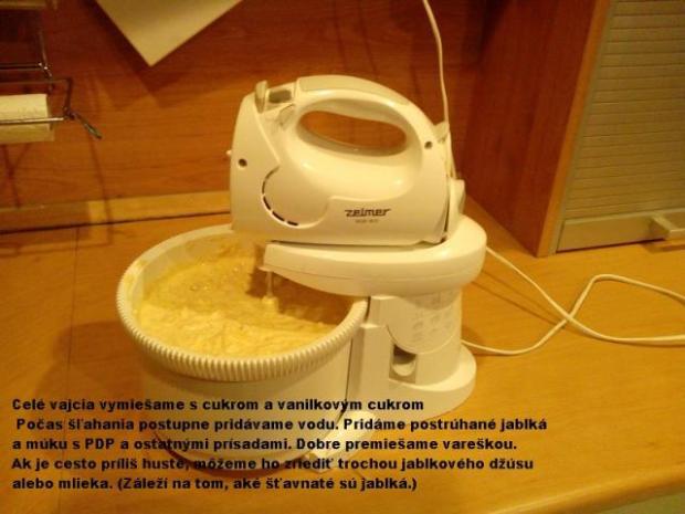 Jablková torta 2