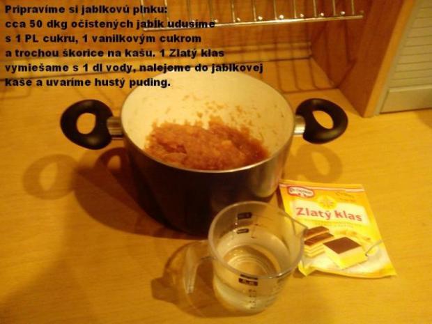 Jablková torta 4