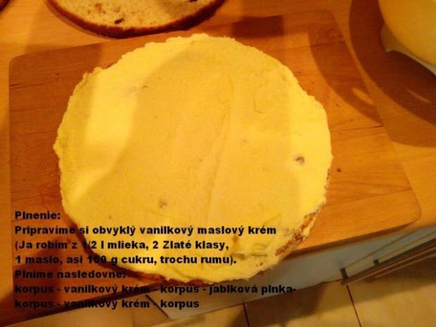 Jablková torta 6
