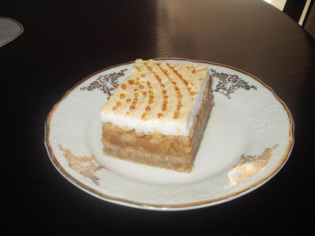 Jablkový krémeš - recept