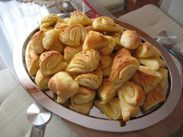 Výborné slané juhoslovanské koláče - recept