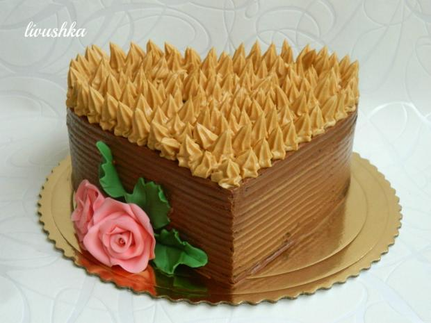 Recept a karamelovú tortu, Autor: livushka