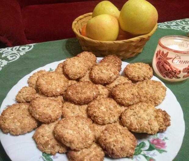 Jednoduché keksíky - recept