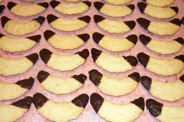 Kokosové fúkané rožky - recept