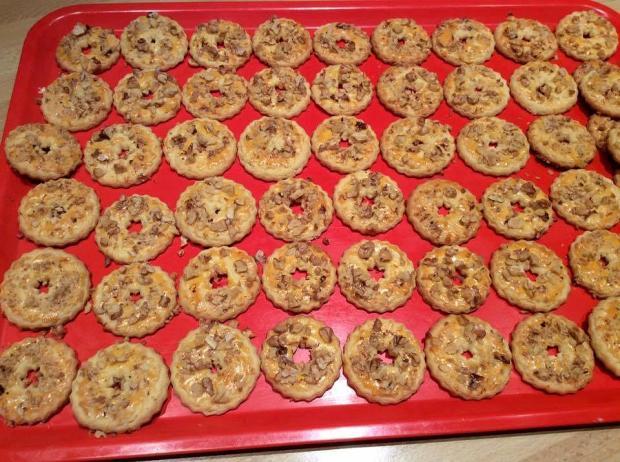 Krehké maslové venčeky - recept
