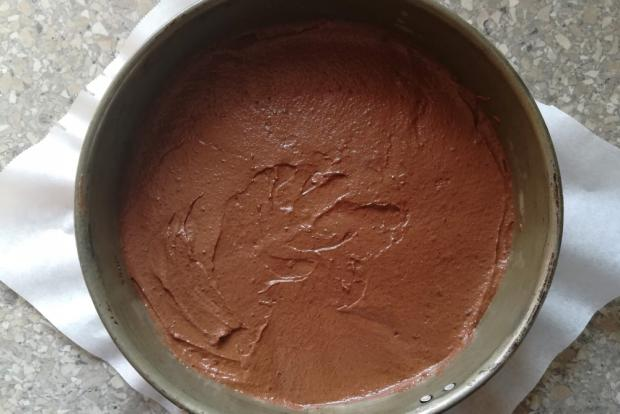Domáca krtkova torta - recept postup 1