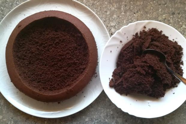 Domáca krtkova torta - recept postup 3