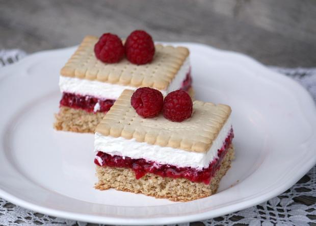 Recepty na torty a zákusky s malinami