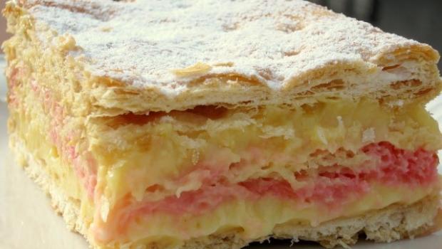 Talianský zákusok DIPLOMATICO - recept
