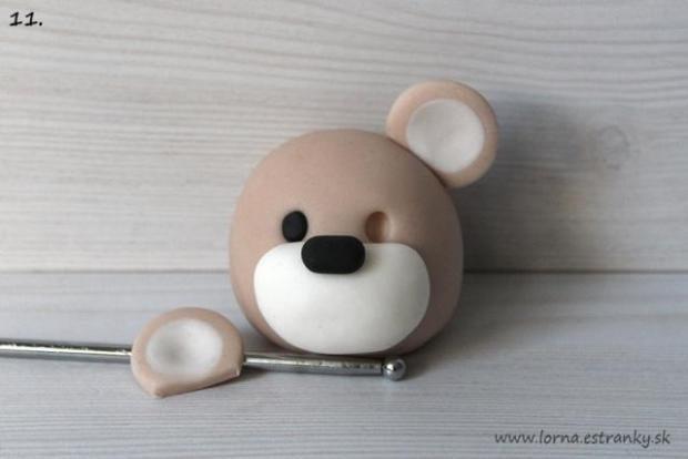 Malá medvedica v šatočkách.. 11