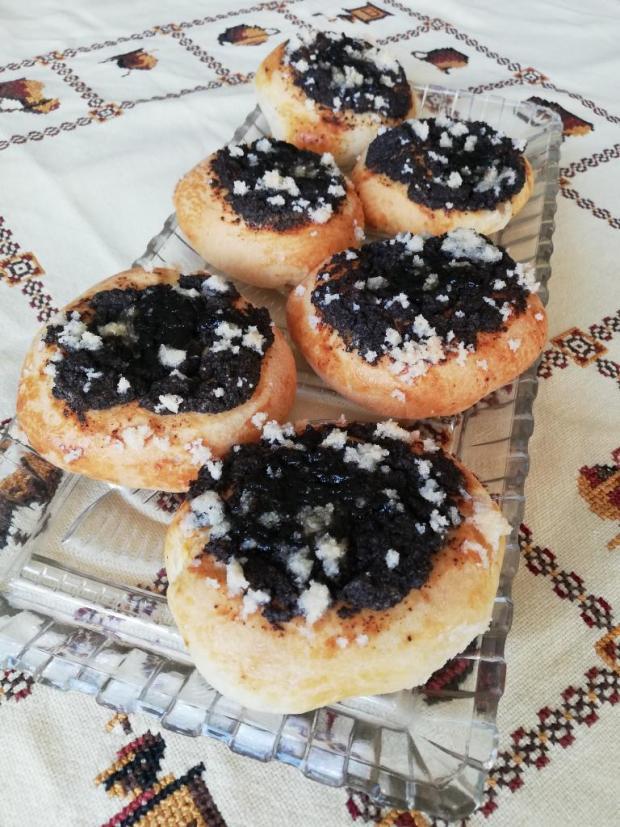 Moravské koláče - recept