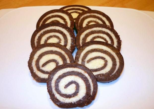 Kokosova rolada, recept