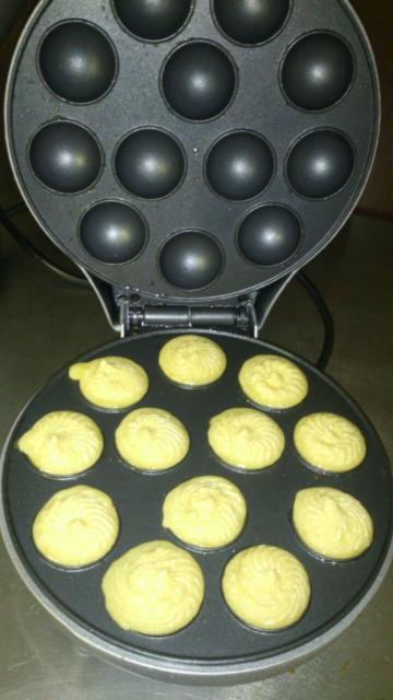 Cake pops s cake pops maker-om :-) 1