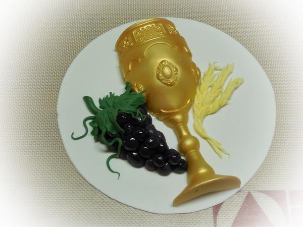 Fotopostup na kalich na tortu na PSP, Autor: ela1