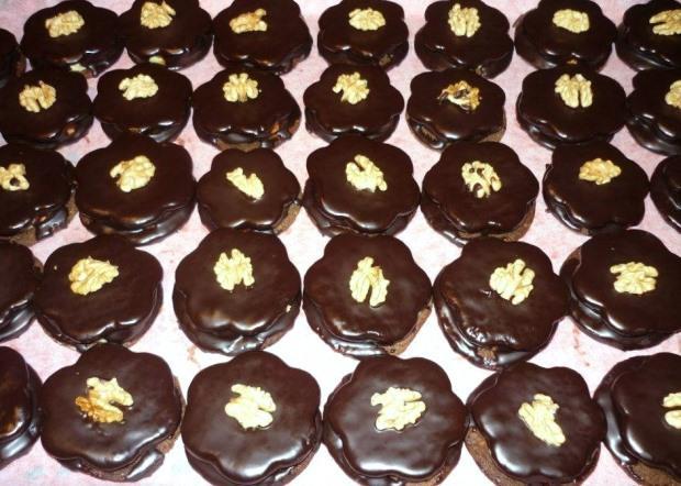Orechové tortičky - recept